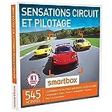 SMARTBOX - Coffret Cadeau - SENSATIONS CIRCUIT ET PILOTAGE - 545 Activités : Stages de Pilotage jusqu'à 3 Tours (Lamborghini, Ferrari, Porsche…)...