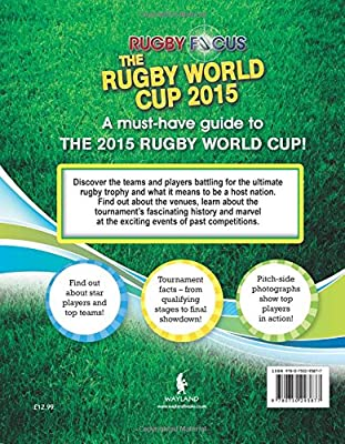 Rugby Focus: The Rugby World Cup 2015 from Wayland