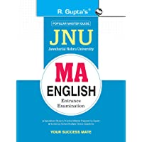 Jawaharlal Nehru University (JNU) MA English Entrance Exam Guide