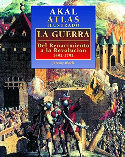 Atlas ilustrado de la guerra (Atlas ilustrados)