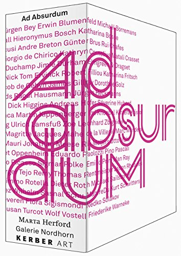 Ad Absurdum: Energies of the Absurd from Modernism Till Today by Jan Hoet (24-Jul-2008) Hardcover