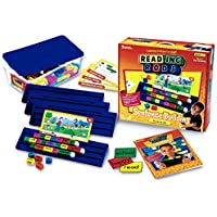 Learning Resources Reading Rods Sentence Building Reading Kit