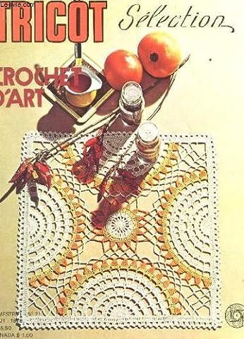 TRICOT SELECTION - CROCHET D'ART / N°23 - DECEMBRE 1976