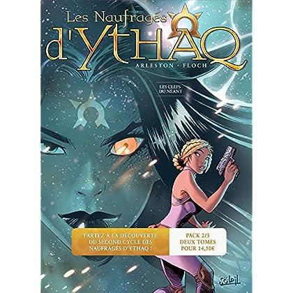 Naufragés d'Ythaq - Foureau T 12 + 13