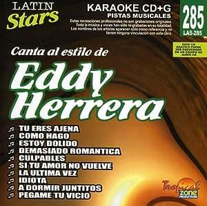 Karaoke:Eddy Herrera-Latin Sta