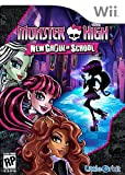 Monster High New Ghoul in School - Wii by Little Orbit