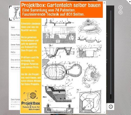 ... Gartenteich Selber Bauen: Deine Projektbox Inkl. 801 Seiten  Original Patente Bringt Dich Mit ...