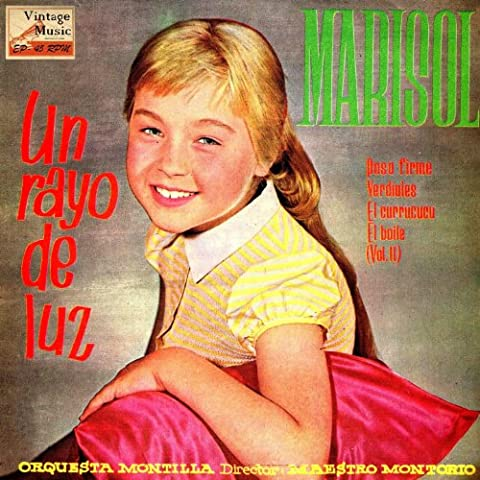 Vintage Spanish Song No. 094 - EP: Un Rayo De Luz