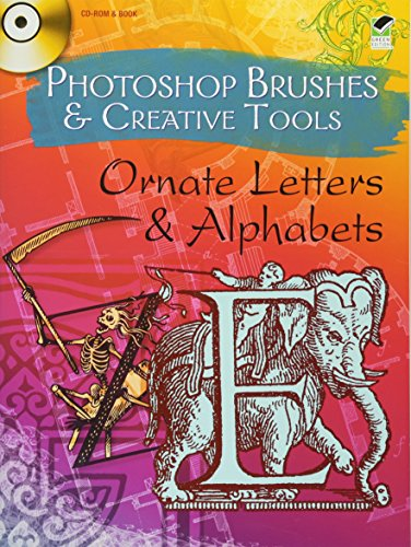 Photoshop Brushes & Creative Tools Ornate Letters & Alphabet -