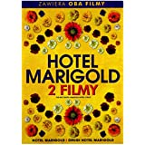 2 DVD BEST EXOTIC MARIGOLD HOTEL 1&2