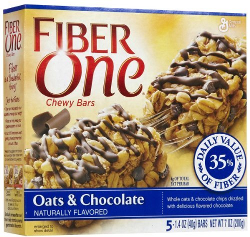 general-mills-fiber-one-granola-bar-oat-and-chocolate-7-oz-by-general-mills-inc