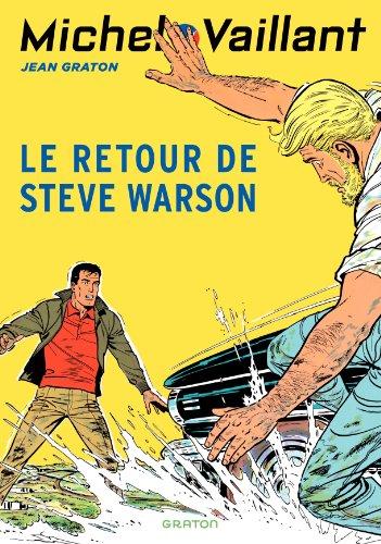 Michel Vaillant - tome 9 - Michel Vaillant 9 (rééd. Dupuis) Retour de Steve Warson (Le)