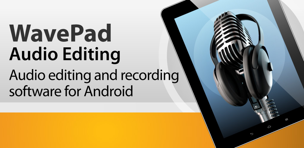 Wavepad audio editing software free download