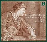 François Joseph Gossec: Symphonies oeuvre VIII