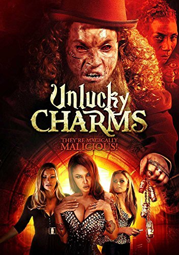 Unlucky Charms by Seth Peterson, Charlie O'Connell, Nathan Phillips, Playboy Playmates Nikki Leigh & Anna Sophia Berglund, Alex Rose Wiesel, Masuimi Max, Mike Diva, Peter Badalamenti, Ben Woolf, Katrina Kemp and Jeryl Prescott Sales (The Walking Dead) Tiffany Thornton