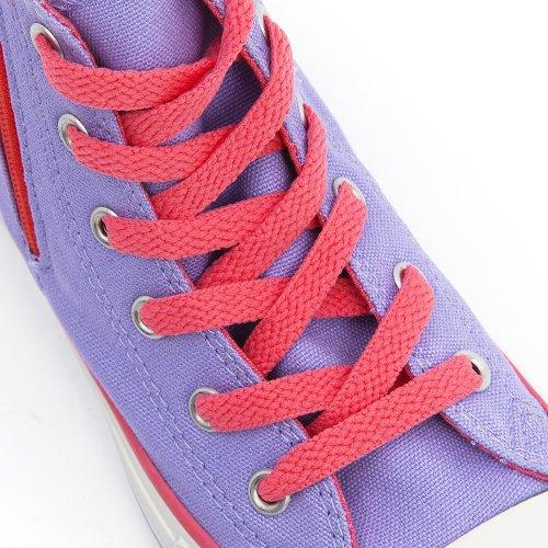 Converse Chuck Taylor Side Zip Hi 642914F violet/ pink
