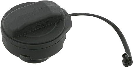 febi bilstein 27288 Tankdeckel mit Halteband, nicht abschließbar, Tankverschluss, 1 Stück