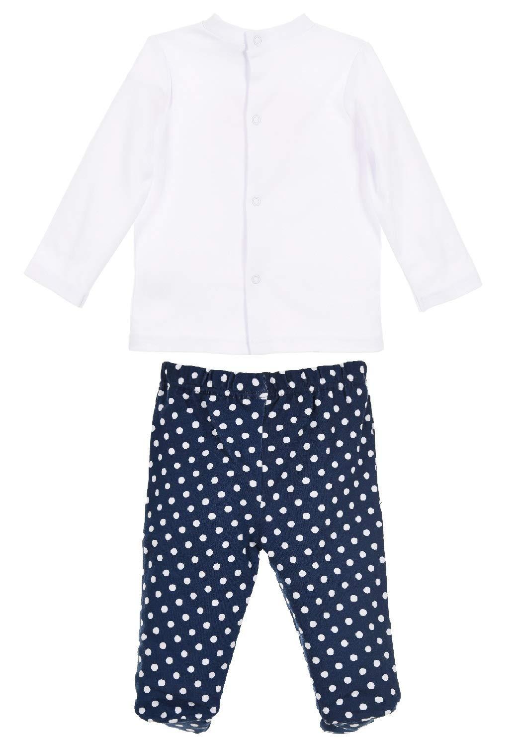 Minnie Mouse bebé-niñas Camiseta + Pantalones 2