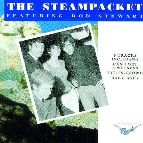 The Steampacket Rod Stewart Julie Driscoll Brian