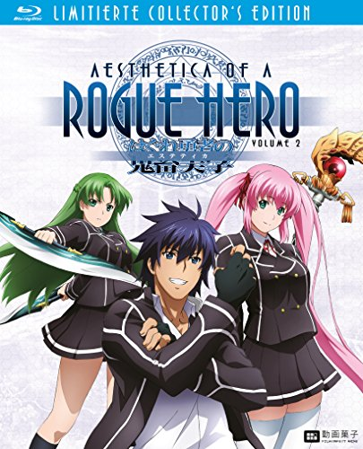 Aesthetica of a Rogue Hero - Vol. 2 [Blu-ray] [Limited Collector's Edition]
