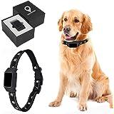 DCUKPST Localizzatore GPS per Cani, Collare GPS Cane Mini Pet Tracker, Gatti Localizzatore di Dispositivo di localizzazione i