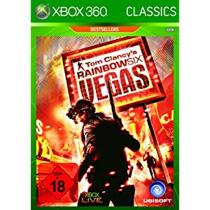 Tom Clancy's Rainbow Six Vegas [Xbox Classics]