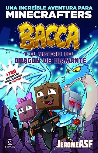 Minecraft. Bacca y el misterio del dragón de diamante por JeromeASF