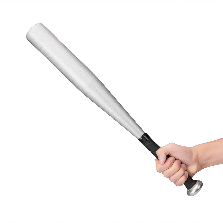 in lega di alluminio leggera 63,5 cm Mazza da baseball in alluminio per difesa personale da 63,5 cm mazza da softball per autodifesa ideale da portare in auto o da tenere allingresso di casa.