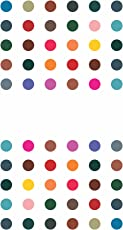 Sunaina Matching Plaza Multicolor Size-4 Round Bindis for Women [SMP608]