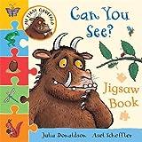 My First Gruffalo: Can You See? Jigsaw book (My First Gruffalo Jigsaw)