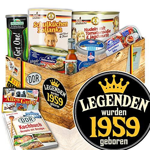 Geschenke | Frau 60. Geburtstag Geschenke | DDR Korb ()