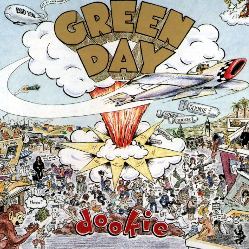Green Day: Dookie (Audio CD)