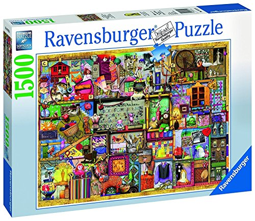 Ravensburger 16312 - Bastelstunde, Thompson