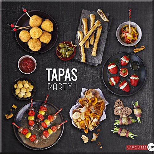 Tapas party ! par Collectif