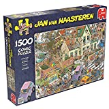 Jumbo 01498 - Jan van Haasteren - Der Sturm - 1500 Teile