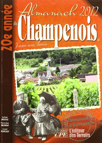 Almanach du champenois 2012