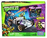 Mattel Mega Bloks DMX52 - Teenage Mutant Ninja Turtles Donnies Racer