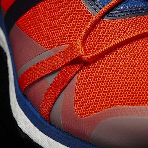 adidas Herren Terrex Agravic Wanderschuhe Orange (Arancione Energi/azubas/negbas)