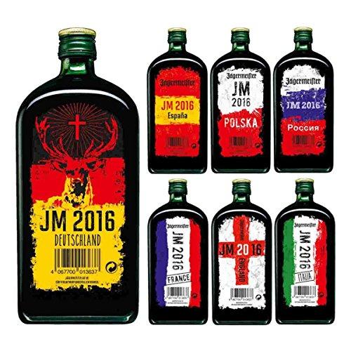 Jägermeister EM Edition 35% Vol. 1x 700ml