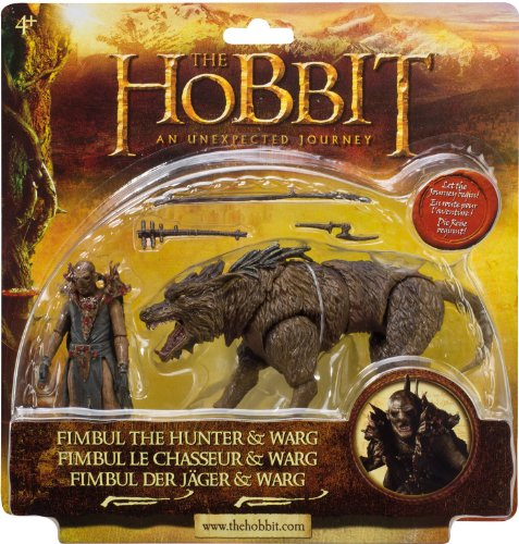 Hobbit BD16021 – Beast Pack Sortiert - 2