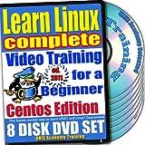 Imparare Linux Video Completate l'allenamento per principianti e quattro Bundle Esami di certificazione, CentOS Edition. 8-DVD Set, Ed.2011