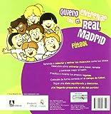 Image de Quiero entrenar con el Real Madrid Fútbol: Libro de Lectura (Real Madrid / Libros de lectura)