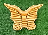 SHASHA Riesiges Aufblasbares Spielzeug Riesen Engel Flügel Aufblasbar Pool Schweben Weiß Luft...