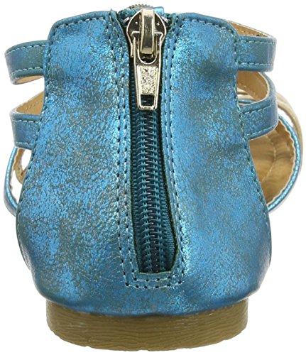 Joe Browns Port Aransas Sandals, Scarpe Col Tacco con Cinturino a T Donna Multicolour (a-multi)