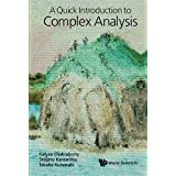A Quick Introduction to Complex Analysis
