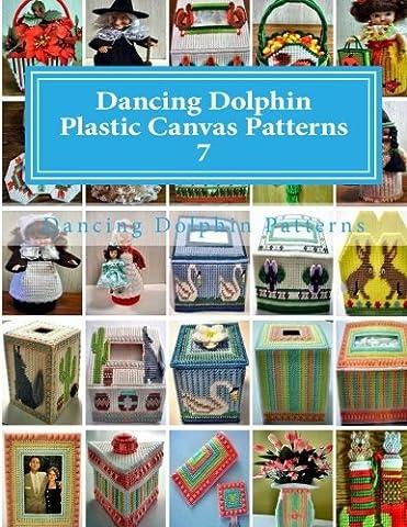 Dancing Dolphin Plastic Canvas Patterns 7: DancingDolphinPatterns.com: Volume 7