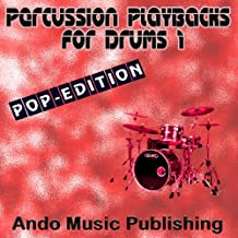 Percussion Playbacks for Drums 1: Pop Edition