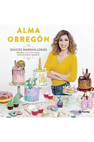 Dulces maravillosos: Drip cakes, unicornios, sirenas… la última moda en repostería