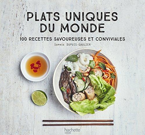 100 cuisine du monde