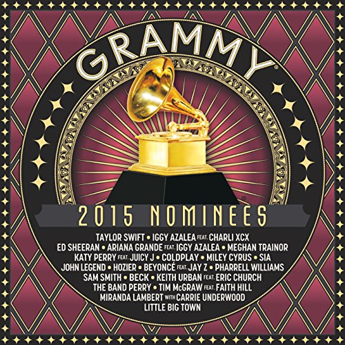 2015 Grammy Nominees [Clean]